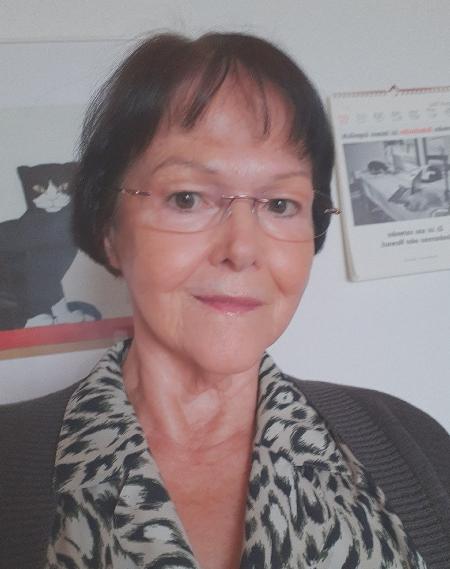 Portrait von Ursula Gressmann 2021